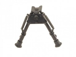 Harris-SBR-Bipod-Sling-Swivel-Stud-Mount-6-to-9-Black