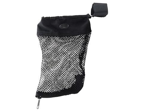 UTG-Deluxe-Brass-Catcher-AR15-Nylon-Mesh-Black sacchetto raccogli bossoli
